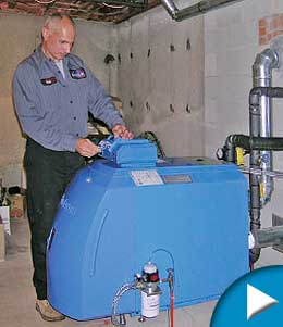 HVAC sales, service and repairs