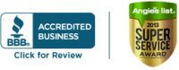 Better Business Bureau and Angie's List