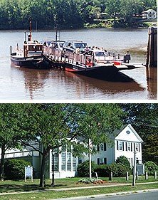 The Glastonbury Ferry is the oldest ferry line in the country that is still operational. The historic district, as well as nearby  wilderness areas, offer a lot to visitors and residents.
