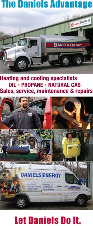 Oil propane natural gas HVAC