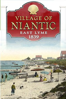Black Point is just one of the famous recreation areas in historic Niantic. The charming village in East Lyme is a thriving commercial and tourism center.