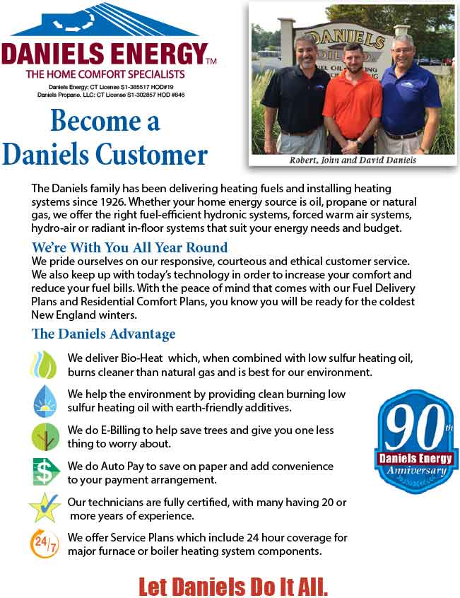 Daniels Propane and Daniels Oil