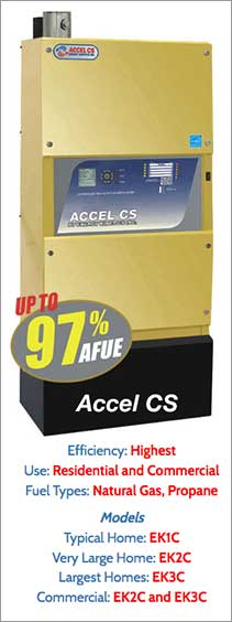 Energy Kinetics Accel CS