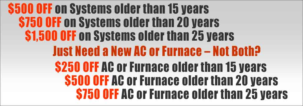 Trane AC Cooling and Heating