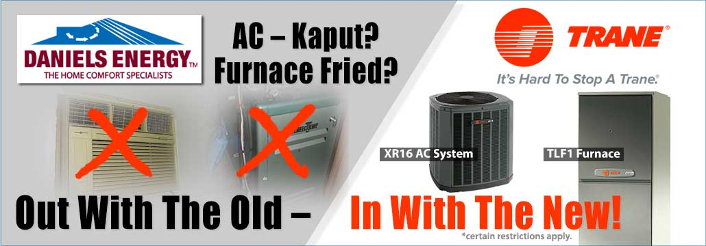 Trane Heating and AC System