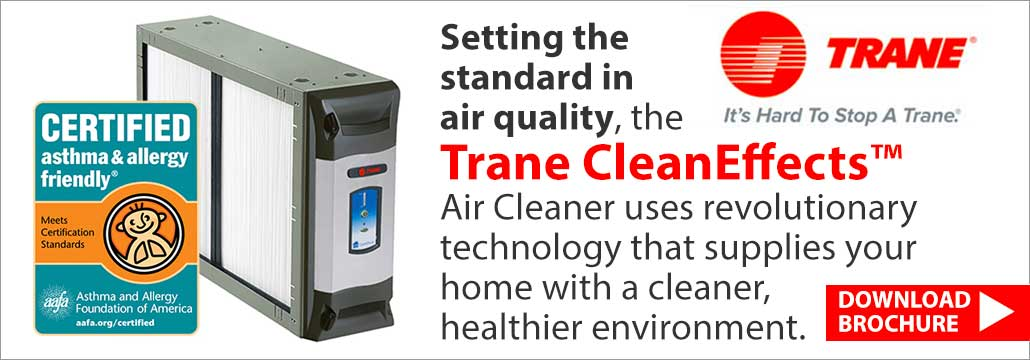 Trane Clean Effects Air Quality
