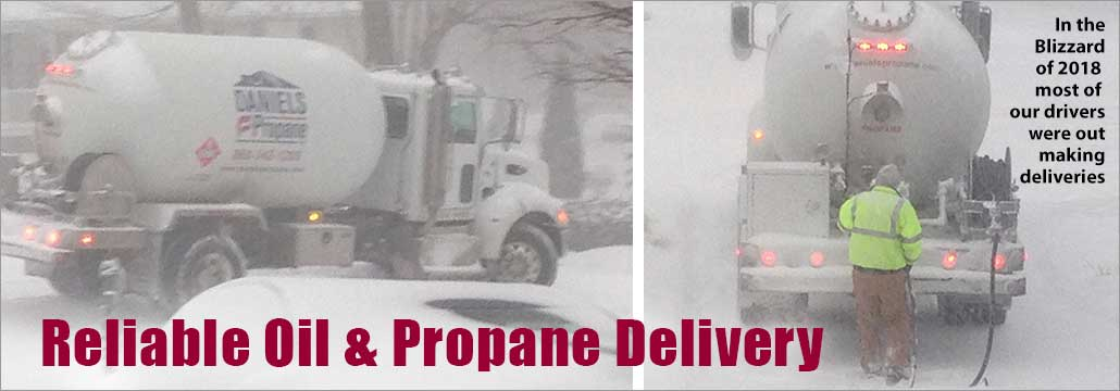 Oil and Propane Delivery