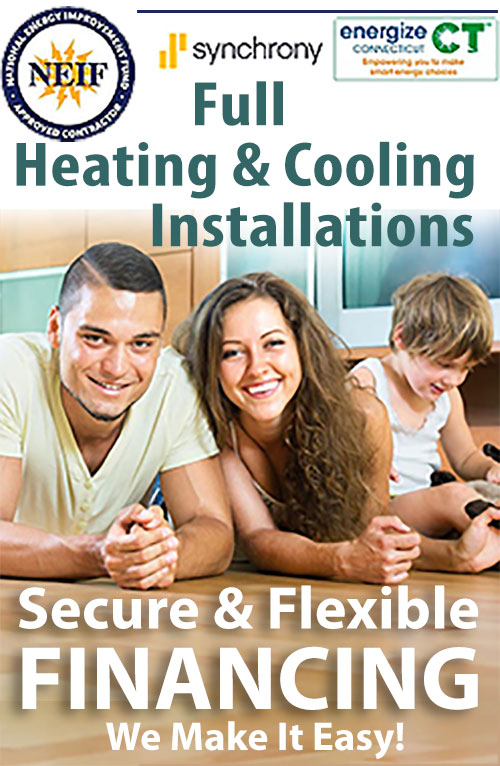 Financing for HVAC installations