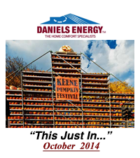 #4. Daniels Energy. This Just In - October 2014