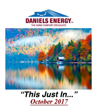 #36. Daniels Energy - This Just In - October 2017
