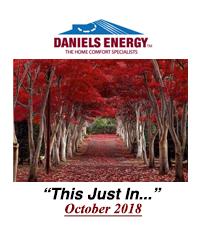#48. Daniels Energy - This Just In - October 2018