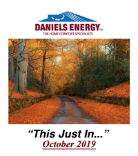 #60. Daniels Energy - This Just In - October 2019