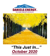 #72. Daniels Energy - This Just In - October 2020