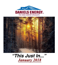 #39. Daniels Energy - This Just In - January 2018