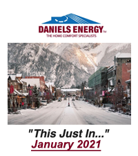 #75. Daniels Energy - This Just In - January 2021