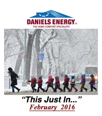 #18. Daniels Energy - This Just In -February 2016