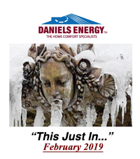 #52. Daniels Energy - This Just In - February 2019