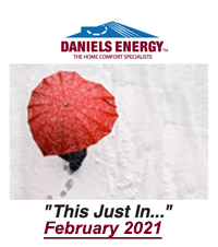 #76. Daniels Energy - This Just In - February 2021