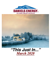 #65. Daniels Energy - This Just In - March 2020