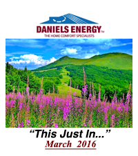 #19. Daniels Energy - This Just In -March 2016