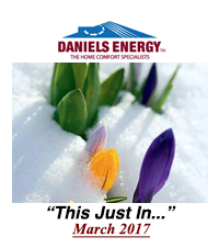 #29. Daniels Energy - This Just In - March 2017