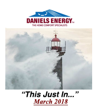 #41. Daniels Energy - This Just In - March 2018