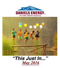 #21. Daniels Energy - This Just In -May 2016