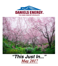 #31. Daniels Energy - This Just In - May 2017