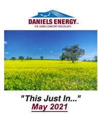#79. Daniels Energy - This Just In -May 2021