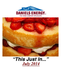 #1. Daniels Energy. This Just In -July 2014
