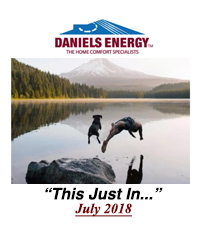 #45. Daniels Energy - This Just In - July 2018