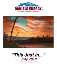 #57. Daniels Energy - This Just In - July 2019