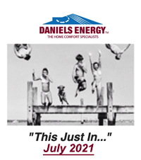 #81. Daniels Energy - This Just In -July 2021