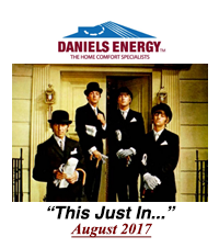 #34. Daniels Energy - This Just In - August 2017