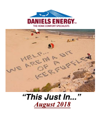 #46. Daniels Energy - This Just In - August 2018