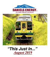 #58. Daniels Energy - This Just In - August 2019