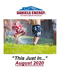 #70. Daniels Energy - This Just In - August 2020