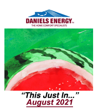 #82. Daniels Energy - This Just In -August 2021